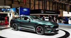 Компания Ford пропустит международный автосалон в Женеве