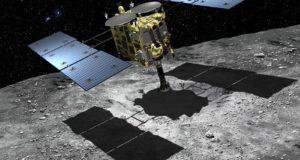 астероида Рюгу