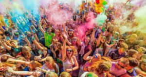 В Стерлитамаке пройдет Всероссийский фестиваль красок