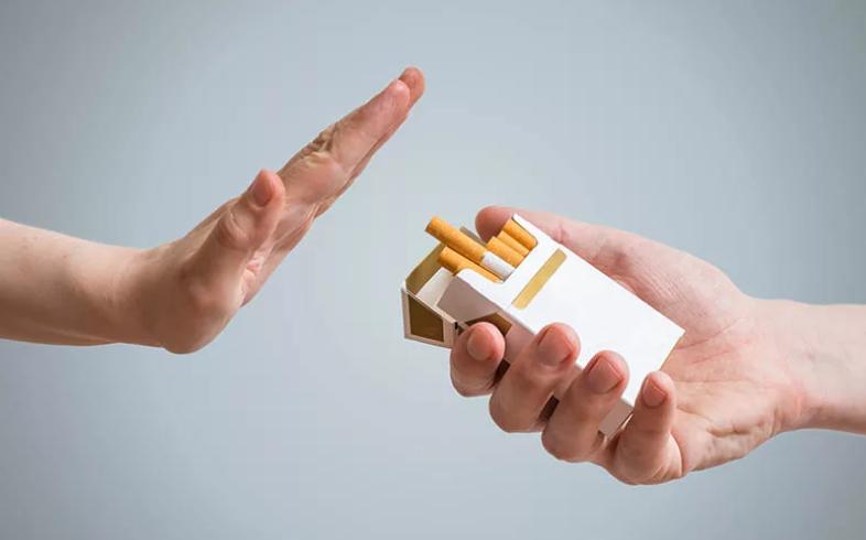 Бросаем курить снова