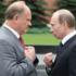Зюганов и Путин власть