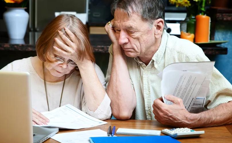 Нет пенсии вообще