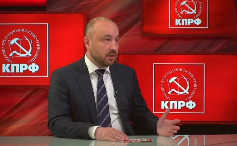 Михаил Щапов КПРФ