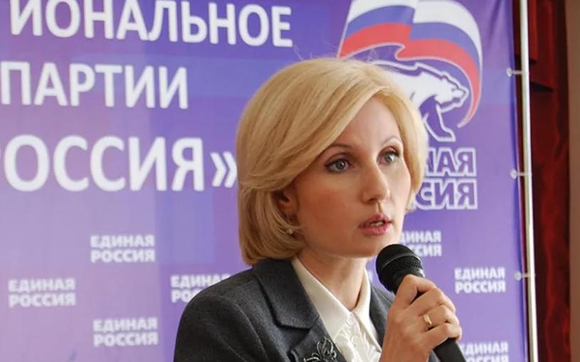 Ольга Баталина 1