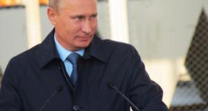 Путин и Северный поток 2