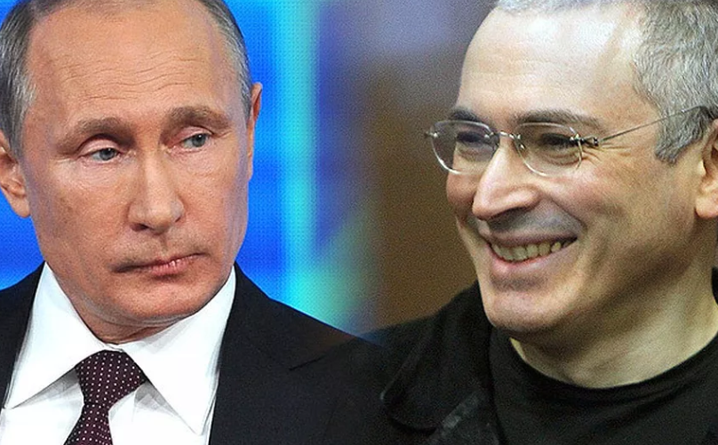 Photo of Ходорковский объяснил почему Путин не будет повышать налог для олигархов