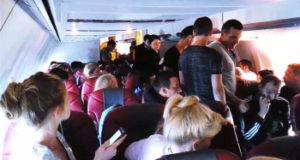 Жителя Башкирии оштрафовали на 150 тысяч за хамское поведение на борту самолета
