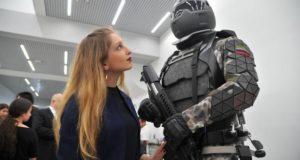 Российский экзоскелет – легкость, надежность и экономичность