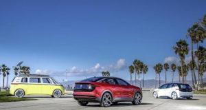 VW Group планирует 10 миллионов электромобилей первой волны