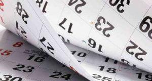 В России утвержден график выходных и праздничных дней на 2019 год