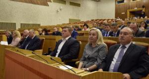Прошедшие в Госсобрание Башкирии партии образовали свои фракции