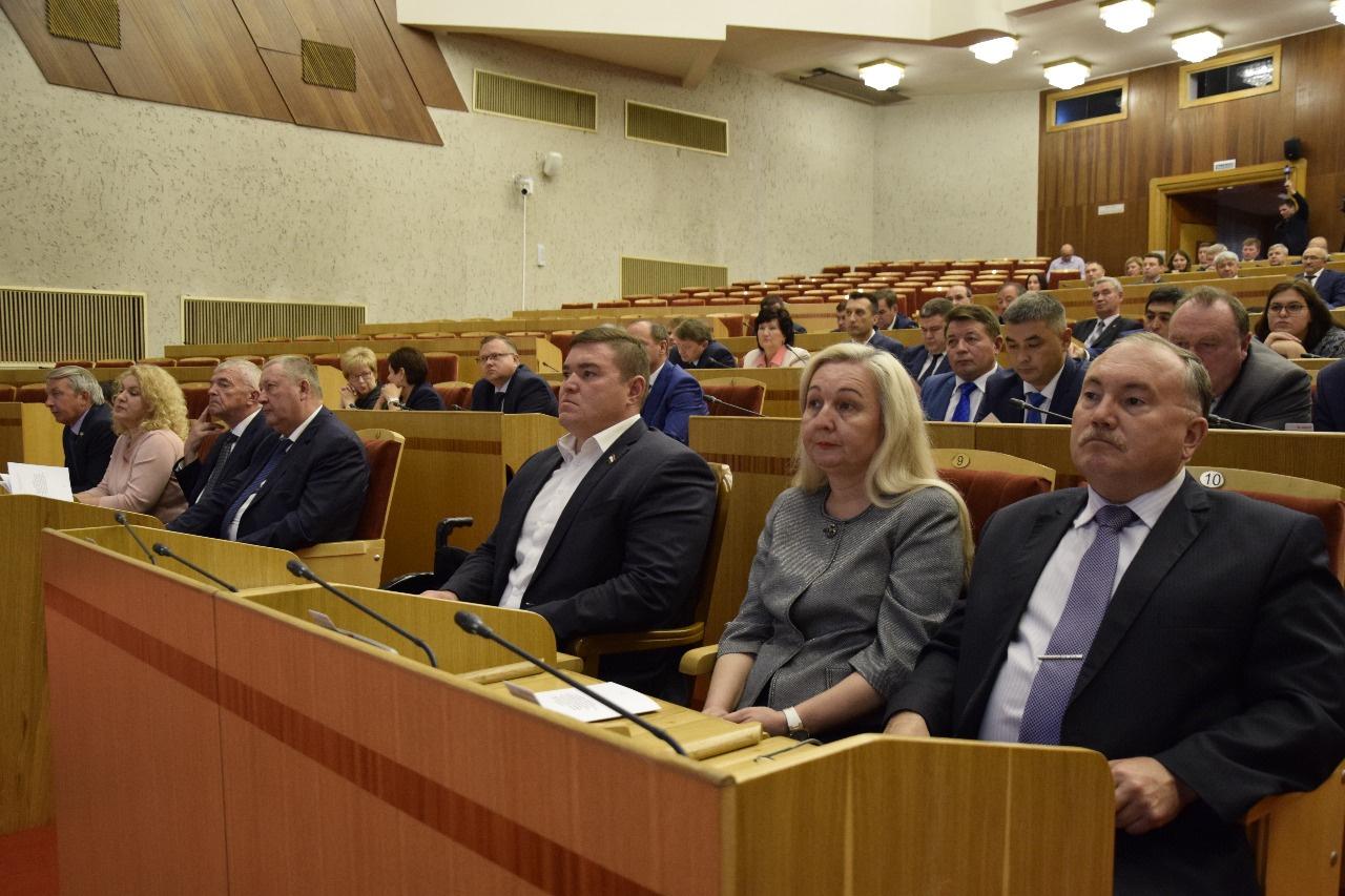 Photo of Прошедшие в Госсобрание Башкирии партии образовали свои фракции