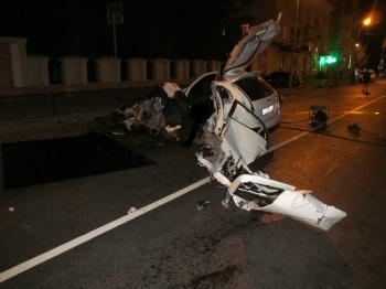 Photo of В Башкирии в страшной аварии погиб водитель «Лады Калины Спорт»