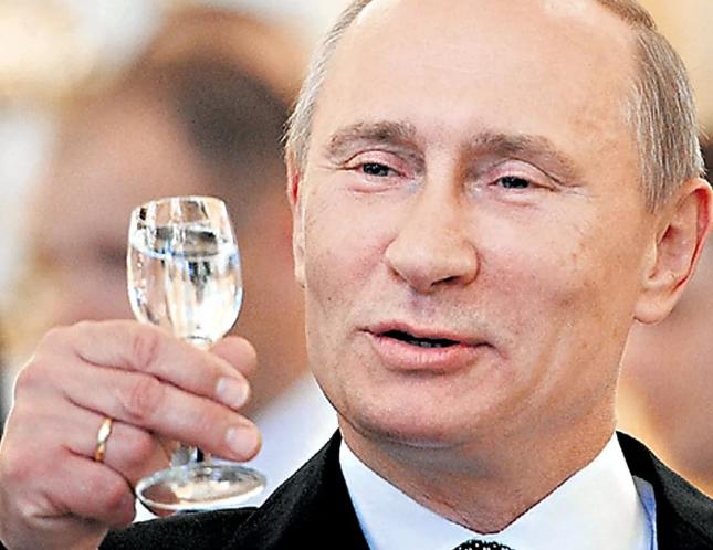 Путин день рождения