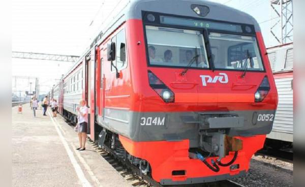 Photo of В Уфе уволили машиниста поезда за вождение в пьяном виде