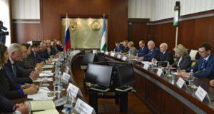 Рустэм Хамитов встретился с руководством комитетов Госсобрания – Курултая Башкортостана