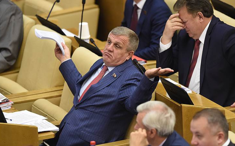 Депутаты за пенсию