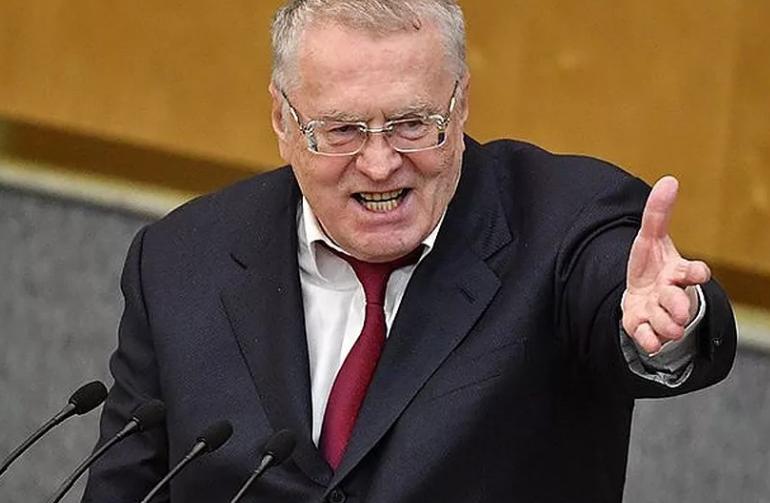 Жириновский о коррупции