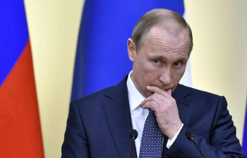 Путин докладывает ссср