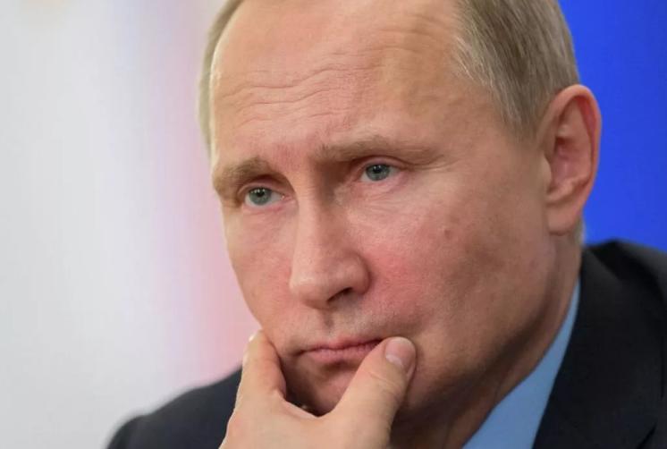 Путин и вассерман