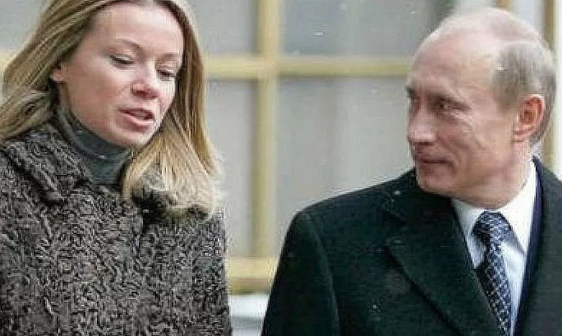 Старшая дочь Путина