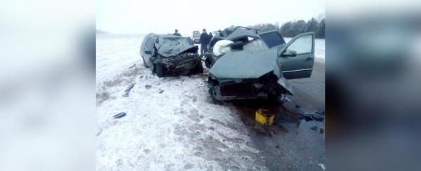 Photo of В Башкирии установили личности шести жертв, погибших в ДТП на трассе