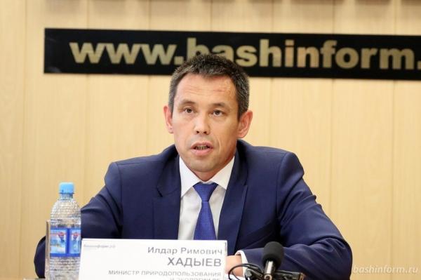 Photo of Глава Минэкологии Башкирии Илдар Хадыев подал в отставку