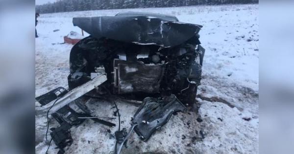 Photo of В Башкирии при запрещенном обгоне разбился 23-летний водитель «Приоры»