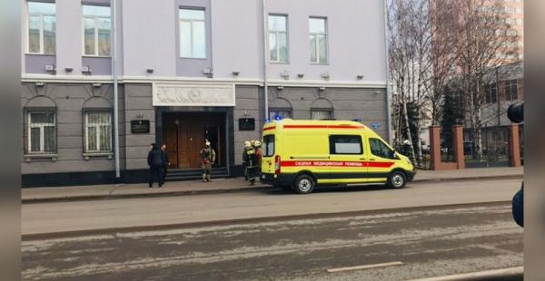 Photo of СК назвал взрыв в ФСБ Архангельска терактом