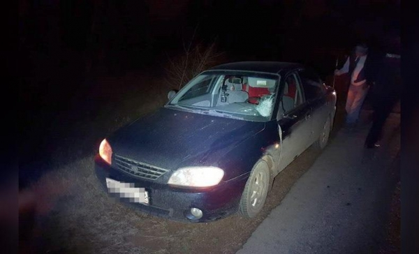 Photo of Двойной наезд: в Башкирии пешеход оказался под колесами Kia Spectra и «Лады Ларгус»