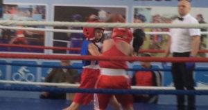 В Стерлитамакском районе прошел турнир по боксу, посвященный Дню сотрудника органов внутренних дел