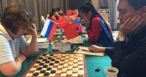 Шашист из Стерлитамака стал четвертым на заключительном этапе Кубка Мира в Китае