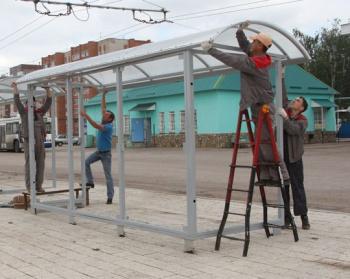 Photo of В Стерлитамаке до конца 2018 года установят 7 остановочных павильонов
