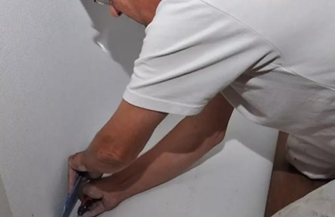 Photo of Как клеить стеклотканевые обои