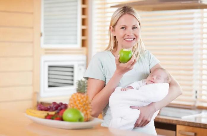 Photo of Как правильно питаться после родов