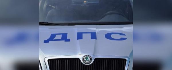 Photo of В Башкирии «семерка» протаранила машину ГИБДД