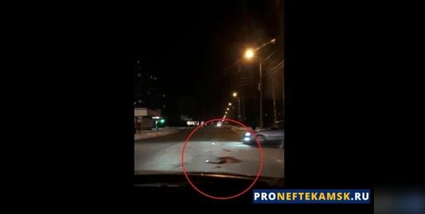 Photo of «Лужа крови на асфальте»: В Нефтекамске сбили пешехода