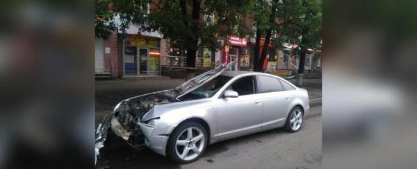 Photo of ДТП на Первомайской улице — останки разбросало по дороге