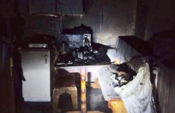 Photo of В Башкирии из-за пожара в квартире эвакуировали 22 жильца дома, есть пострадавший