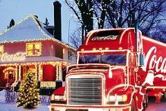 """Рождественский караван """"Coca-Cola"""" впервые за несколько лет не приедет в Стерлитамак"""