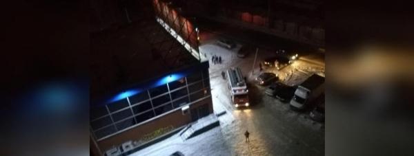 Photo of В Уфе горит фитнес-клуб и опять эвакуируют «Мегу» – соцсети