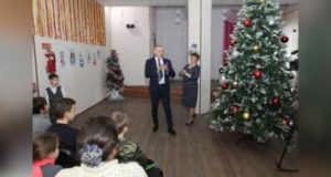В Башкирии дан старт акции «Полицейский Дед Мороз»