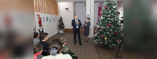 Photo of В Башкирии дан старт акции «Полицейский Дед Мороз»