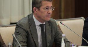 Радий Хабиров поднялся на шесть позиций в рейтинге влияния глав субъектов РФ