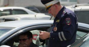 Водителям могут разрешить не предоставлять инспекторам водительские права