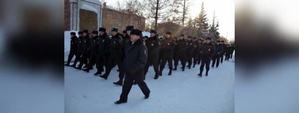 Photo of На Новый год и Рождество полиция в Башкирии будет дежурить на более 330 объектах