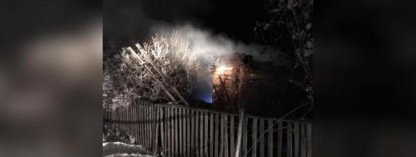 Photo of В Башкирии в частном доме заживо сгорели пожилые супруги