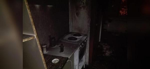 Photo of В Башкирии сгорела однокомнатная квартира, эвакуировали десять человек