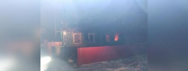 Photo of В Башкирии пожар в жилом доме унес жизни двух человек