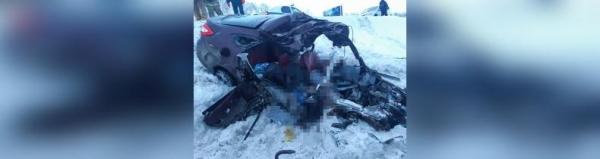 Photo of В аварии в Башкирии погибли молодая мать и её отец, ребёнок получил травмы